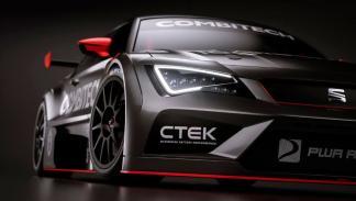 Seat Leon STCC Coupe detalle