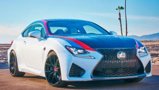 Lexus RC-F Los Angeles Clippers