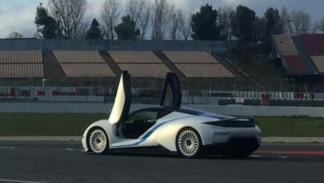 BAIC concept car