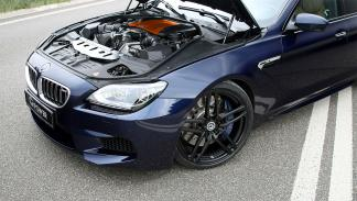 Motor V8 del BMW M6 Gran Coupé G-Power