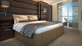 dormitorios crucero