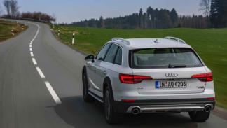 Audi A4 allroad 2016 trasera