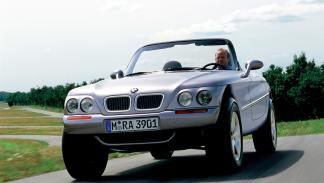 Motor V8 del BMW Z18 Concept
