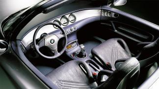 Habitáculo BMW Z18 Concept
