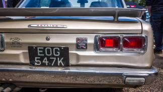 Nissan Skyline zaga