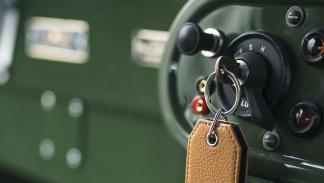 Restauración Land Rover Serie I