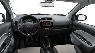 Mitsubishi Space Star 2016 interior