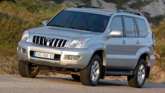 Toyota Land Cruiser J12