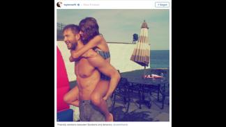 La tercera foto con más 'me gusta' de Instagram: Taylor Swift haciendo oficial s