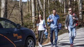 beezero servicio carsharing