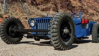 Jeep Willys hot rod 3
