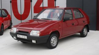 25-años-Skoda-Grupo-VW-Favorit