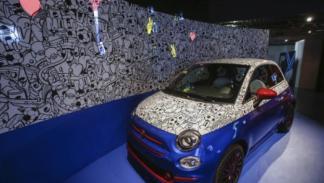 Fiat 500 Pepsi
