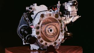 motor rotativo que Citroën desarrolló en los 70