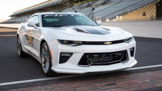 Chevrolet Camaro SS Indy 500 Pace Car morro