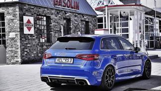 Audi RS3 Oettinger trasera