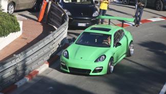 verano para este Porsche Panamera