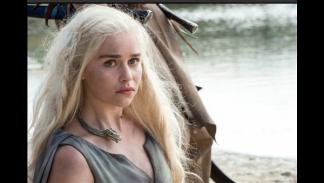 Daenerys Targaryen,  en la temporada 6 de 'Juego de Tronos'.