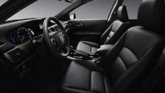 Honda Accord Hybrid asientos