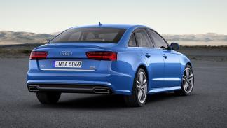 Audi A6 2016 zaga