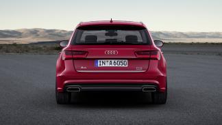 Audi A6 Avant 2016 trasera