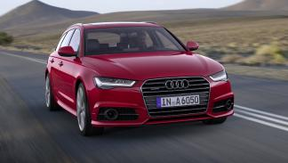 Audi A6 Avant 2016 morro