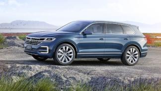 Volkswagen T-Prime GTE Concept lateral