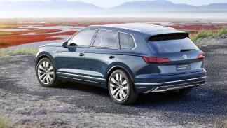 Volkswagen T-Prime GTE Concept zaga