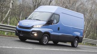 Nuevo Iveco Daily Euro 6 furgón