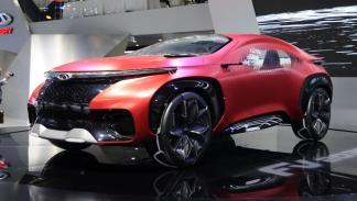 Chery FV2030, el prototipo más radical del Salón de Pekín