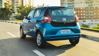 Fiat Mobi 2016 zaga