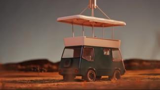 safari drifter prototipo honda coches autonomos