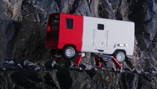 mountain climber prototipo honda coches autonomos
