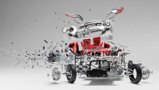 Desintegrándose Mercedes