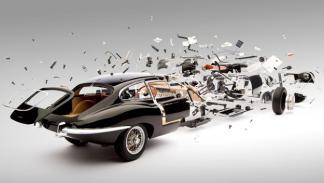 Desintegrándose Jaguar