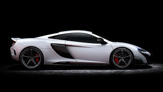 McLaren 675LT lateral
