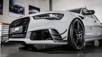 delantera Audi RS6 ABT