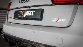 maletero Audi RS6 ABT