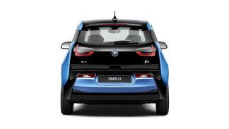 BMW i3 2017 trasera