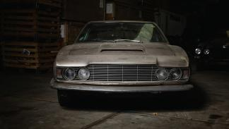 subasta Aston Martin DBS 1968 morro