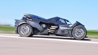 coche más espectacular Gumball 3000 2016 lateral