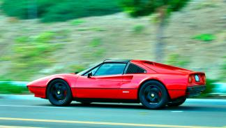 Ferrari 308 GTE eléctrico