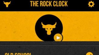 rock clock app gratuita despertador