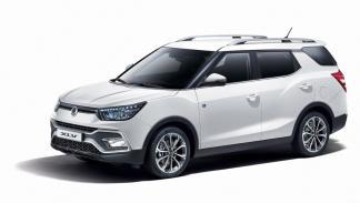 SUV menos vendidos en abril 2016
