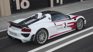 deportivos-color-blanco-porsche-918-spyder