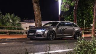 Audi RS6 Prior Design lateral