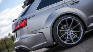 Audi RS6 Prior Design rueda