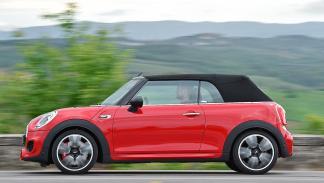 Mini John Cooper Works Cabrio 2016 capota