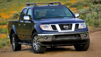 Nissan Frontiers