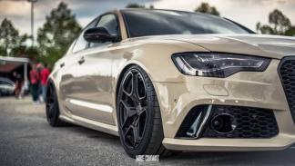 Audi RS6 Sedán Wörthersee 2016